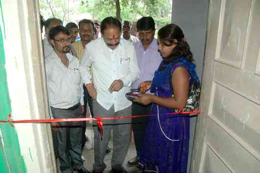 Inauguration of CSP at Rajpur  on 24/06/2013