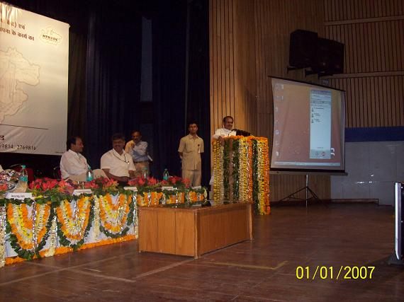 csc inogurationed on 5th anniversary of MP online